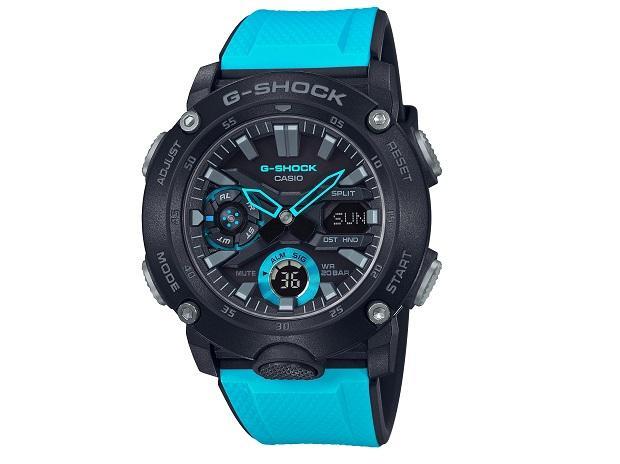 Casio G-shock GA2000