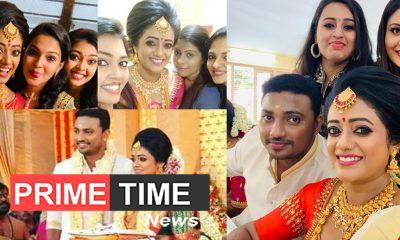 Actress Preetha Pradeep wedding photos