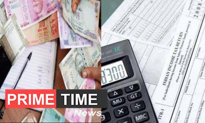 Income Tax Return must be done in 2 days, penalty will be imposed, may be jailed