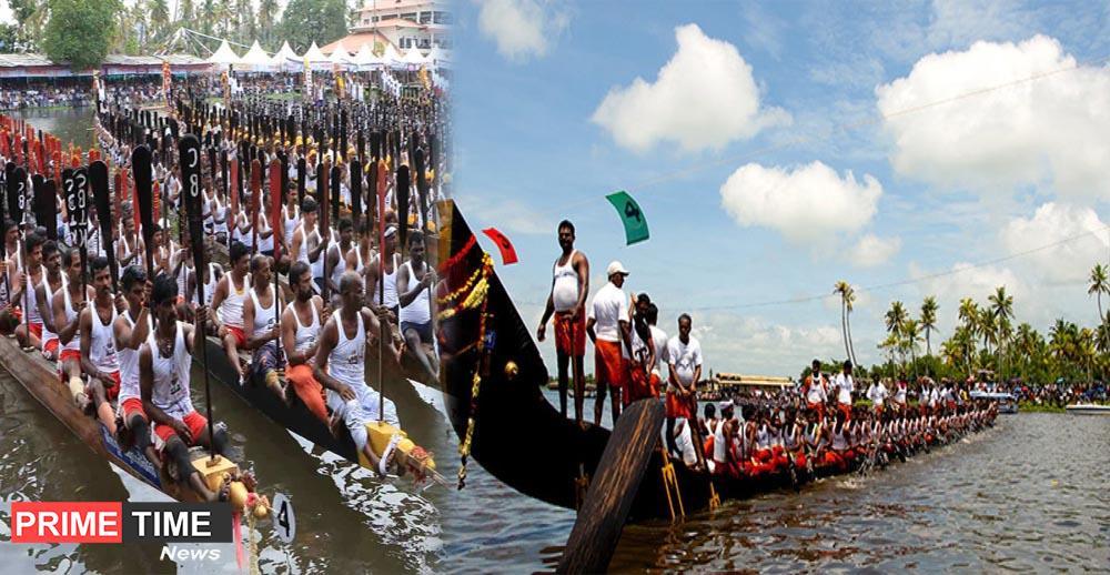 Nehru Trophy Boat Race 2019