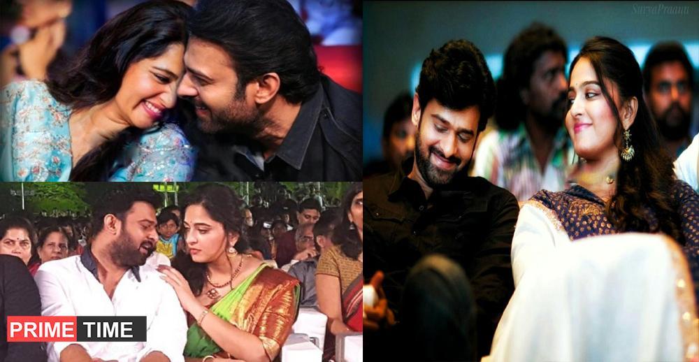 Prabhas and Anushka Shetty Romantic Photo Gallery