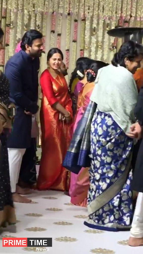 Prabhas and Anushka Shetty's Romantic Photos 17