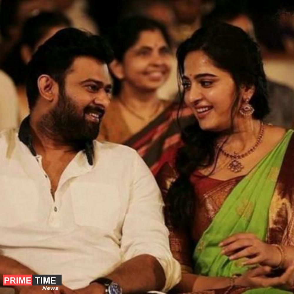 Prabhas and Anushka Shetty's Romantic Photos 2
