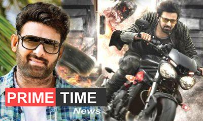 Saaho have no Big Story; Prabhas Open about Saaho's Script