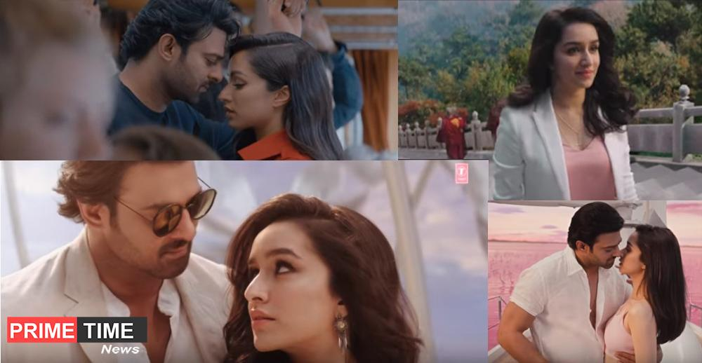 Video Song of Baby Won't You Tell Me from the most awaited movie of Saaho