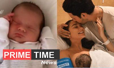 Amy Jackson Give a Birth to Baby Boy