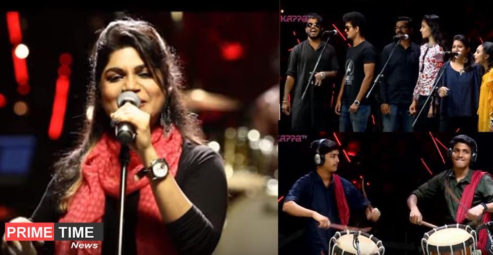 Anitha Shaiq's Chittan Chittan Kuruvi Folk Song Going to Trending on Social Media
