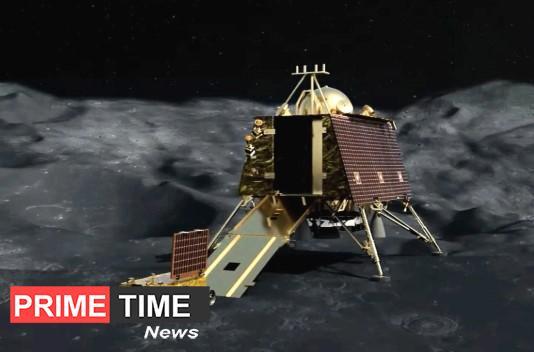 Chandrayaan 2 in Moon orbit