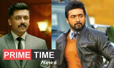 Kaappaan full movie leaked online by tamilrockers