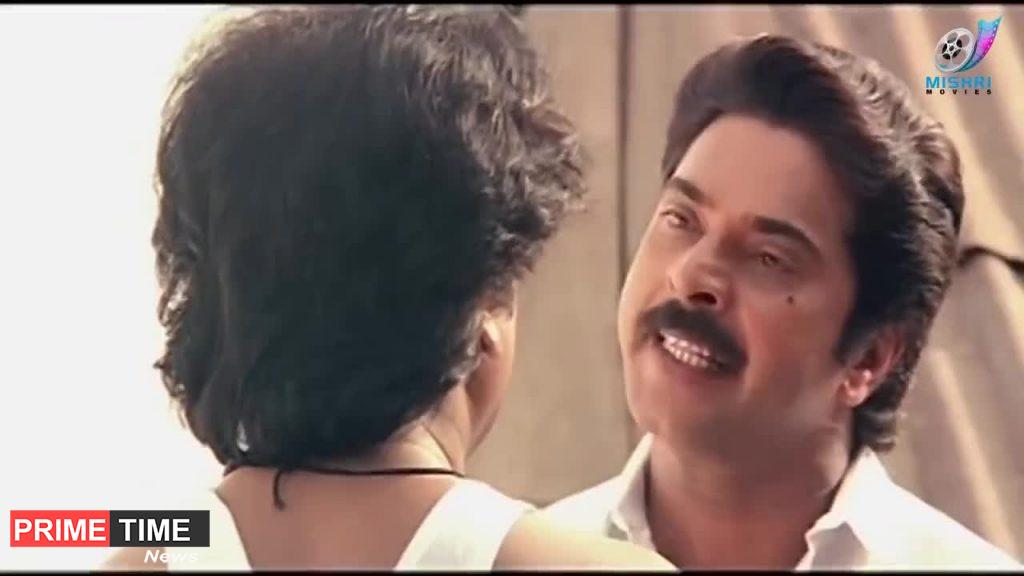 Mammootty in Thalapathi
