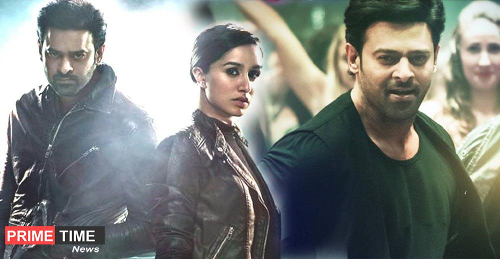 Saaho 3rd Day Total Worldwide Box Office Collection