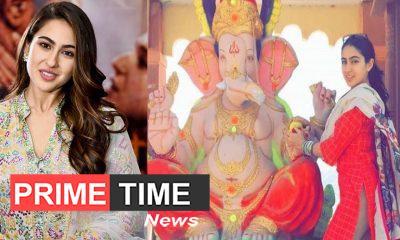 Sara Ali Khan was trolled by worshiping Ganapati Bappa in Ganesh Chaturthi Day