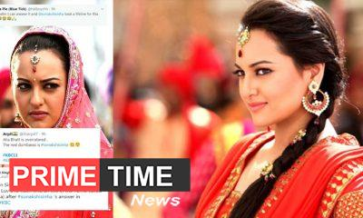 Sonakshi Sinha could not tell for whom Hanuman had brought Sanjeevani