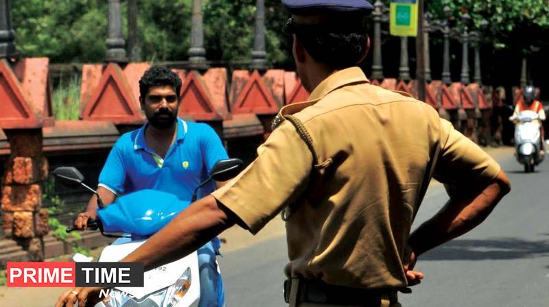 kerala new traffic rules