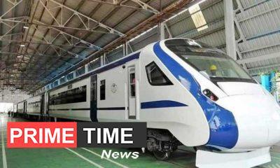 Amit Shah showed green signal to Delhi-Katra-run Vande Bharat Express