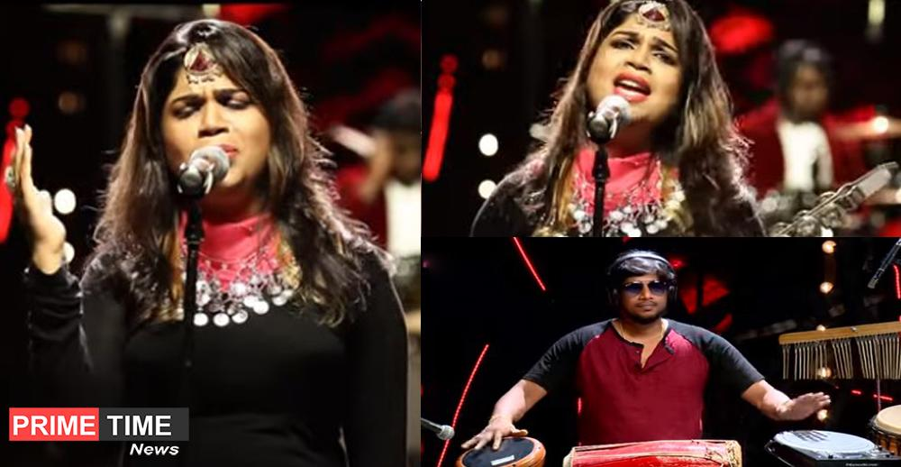 Anitha Shaiq's Recently Released Sufi Rock is Trending on YouTube with a Excellent Reviews