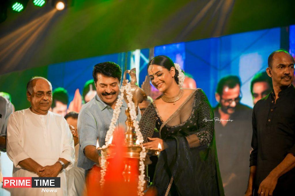 Mamangam Audio Launch Photos 1