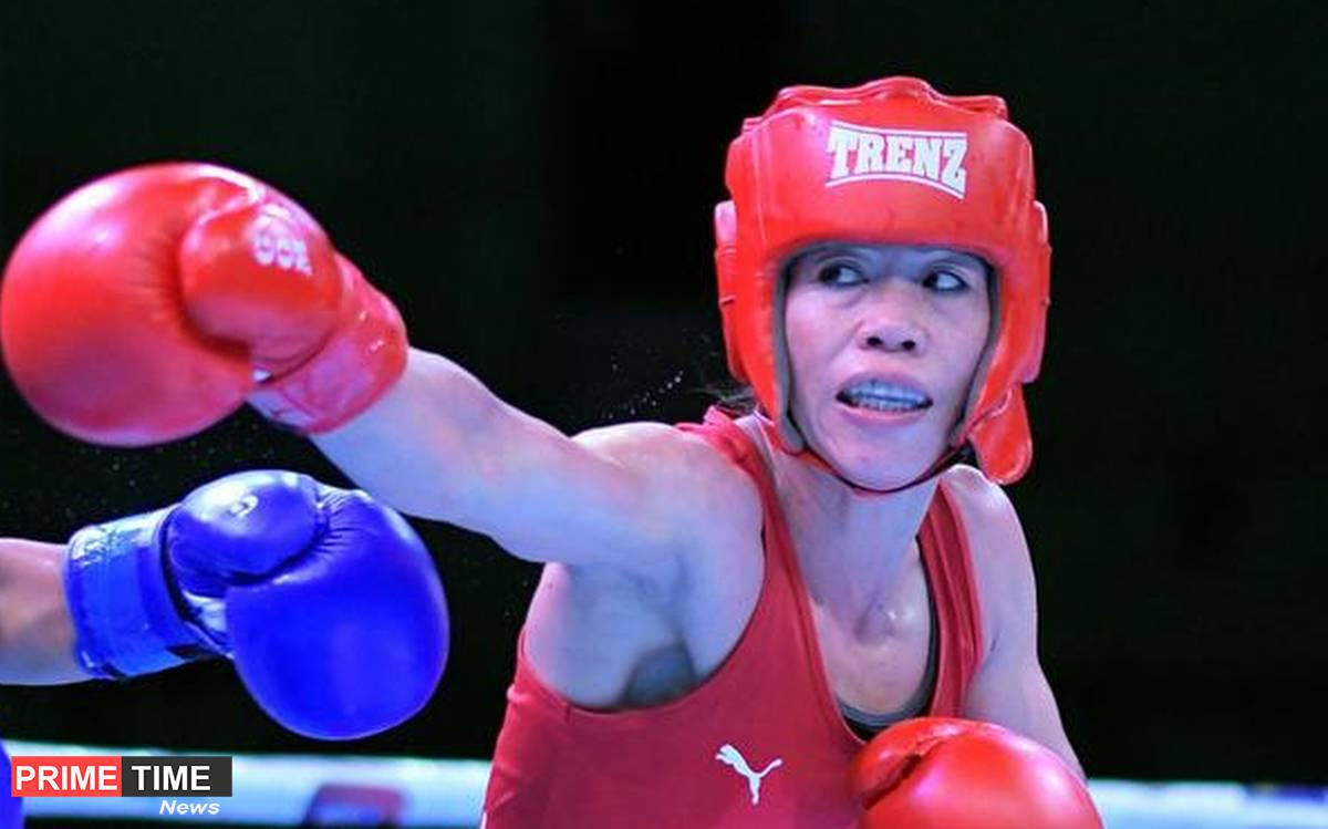 Mary Kom lost in World Boxing Championship