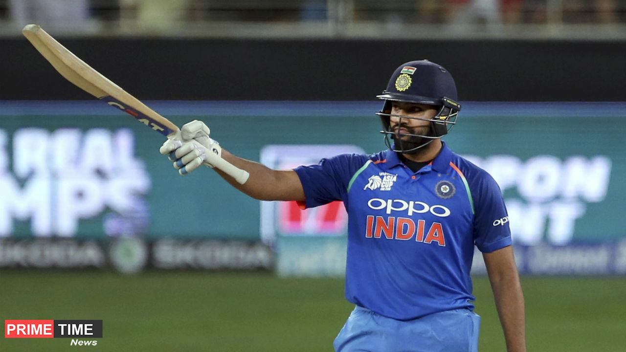 Rohit again! Powerful entry in the T20 Kings test