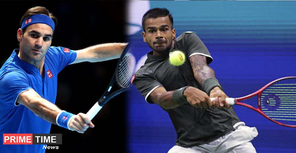 Sumit Nagal, who competes with Roger Federer, is not getting any help!