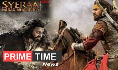 Syeraa Narasimha Reddy Movie Review and Cast