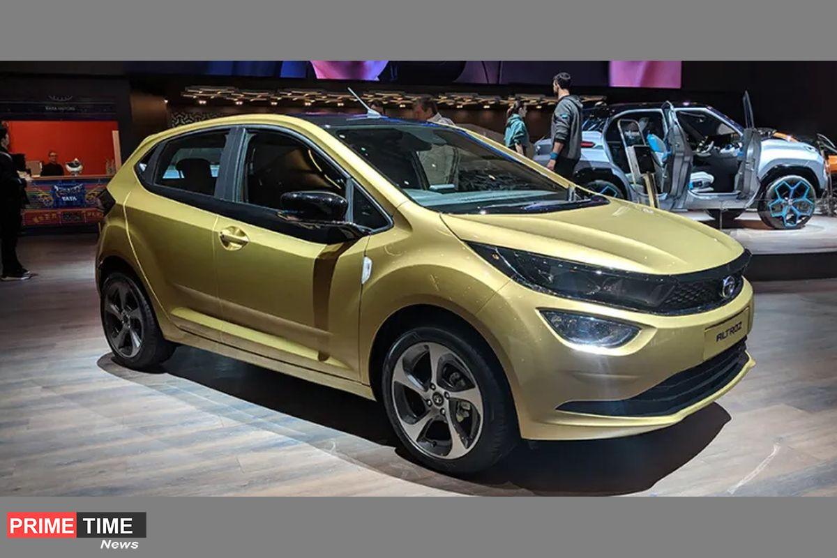 Tata Ultras Premium Hatchback Car