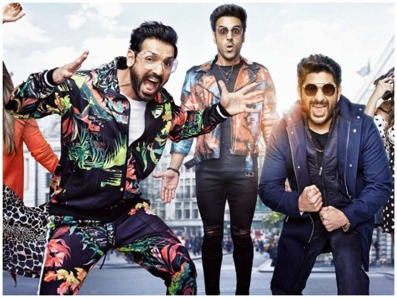 Pagalpanti movie review and release live updates
