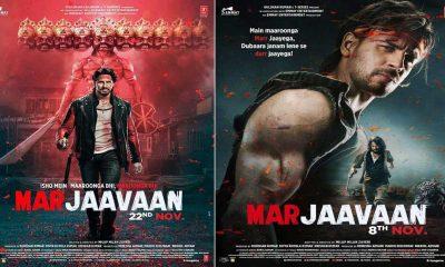 Bollywood movie Marjaavan has released its latest video song