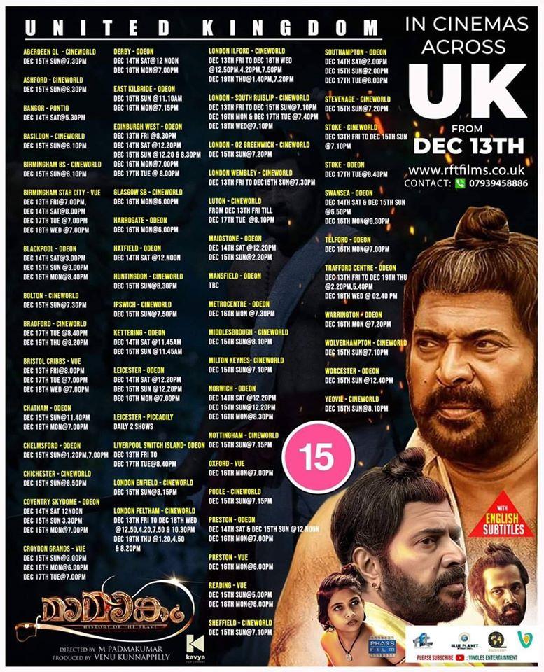 Mamangam Worldwide Theatre List 6
