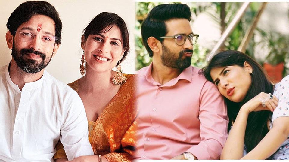 Vikrant Massey engaged to girlfriend Sheetal Thakur