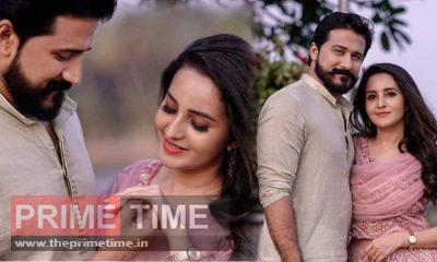 Actress Bhama got engaged