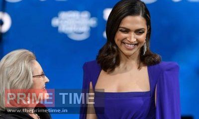 Deepika Padukone Wins Crystal Award 2020