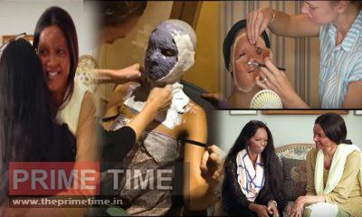 Deepika's Transformation for Chhapaak(Video)