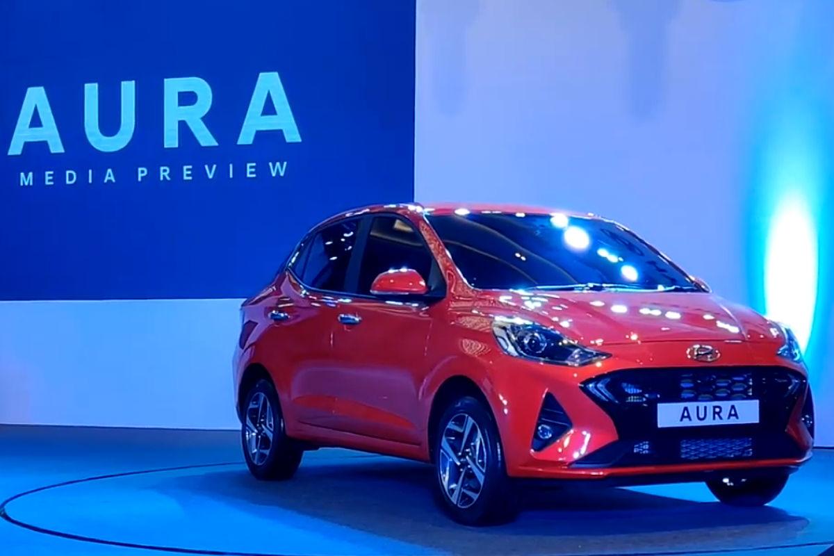 Hyundai Aura Launch