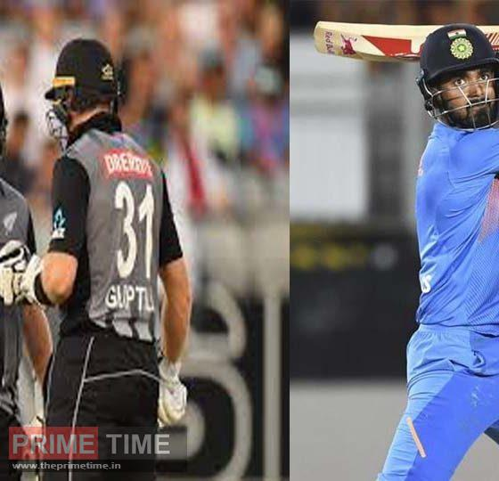 IND vs NZ Live Score