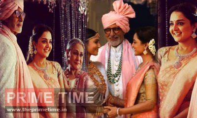 Manju's stunning look with Amitabh Bachchan photos goes viral