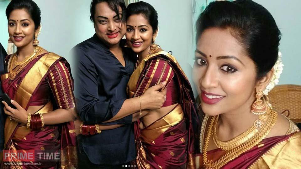 Navya Nair Stunning in New Look, The Photos goes Viral