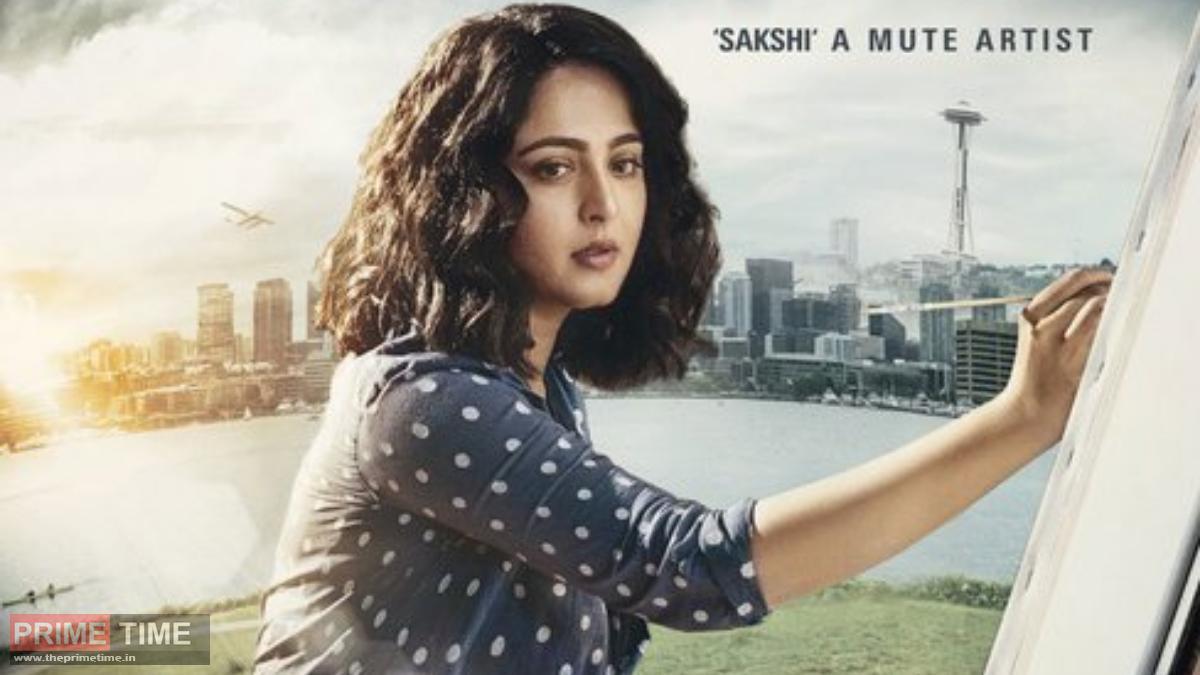 Nishabdham Movie