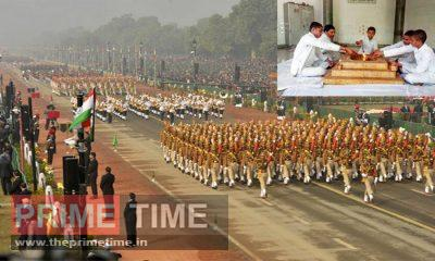 Sanskrit institute tableau will be seen in Republic Day parade