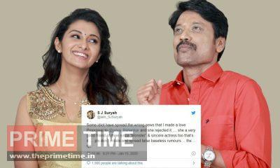 Suryah proposed to Priya Bhavani Shankar