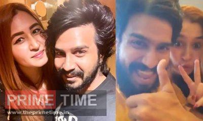 Vishnu Vishal's Video with Girlfriend goes Viral