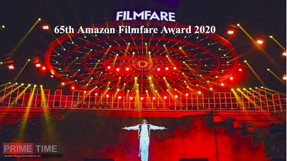 65th Amazon Filmfare Award 2020