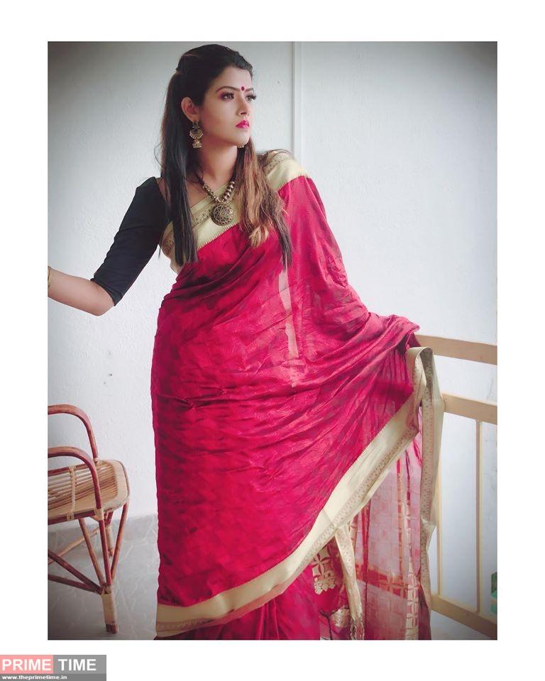 Amrutha Suresh Photoshoot