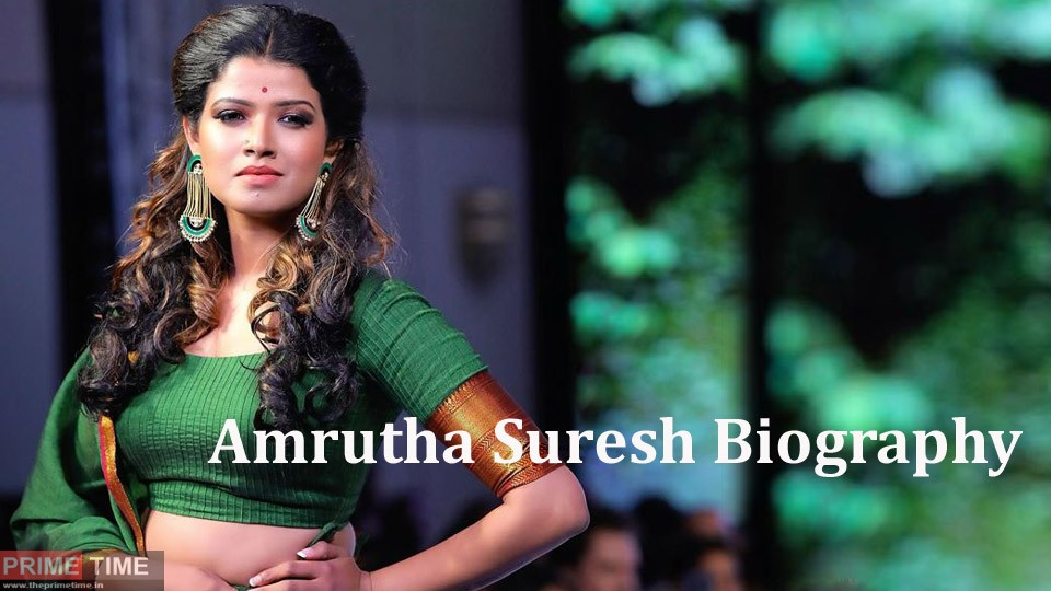 Amrutha Suresh Wiki, Biography, Age, Photos, and Family