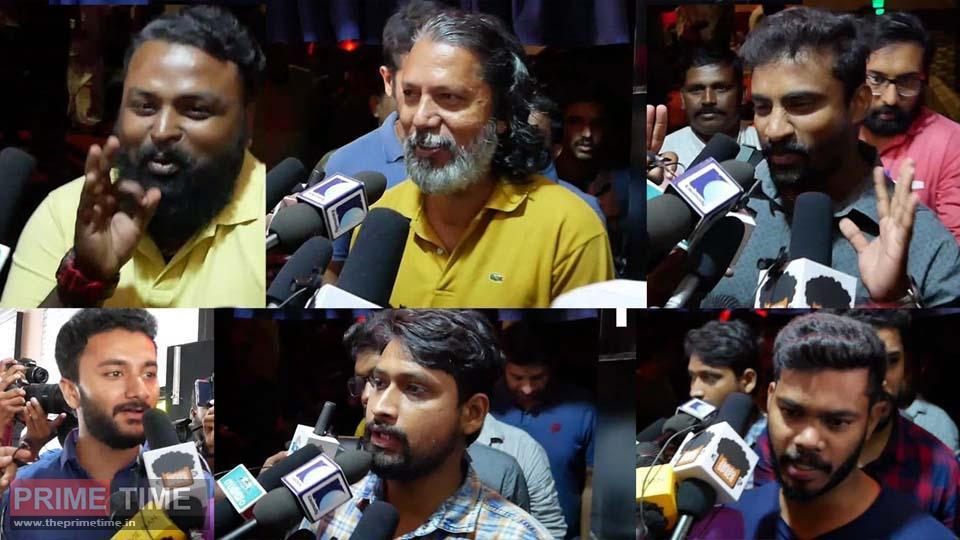 Ayyappanum Koshiyum Audience Review