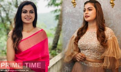 I Like to this Change, Anusree looks great in her new stylish look