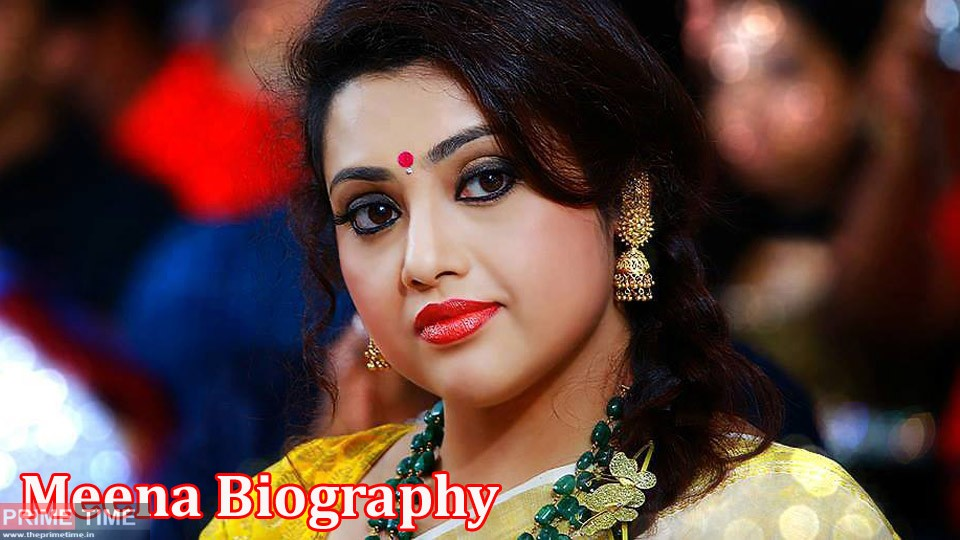 Meena Wiki, Biography, Age, Photos and Family