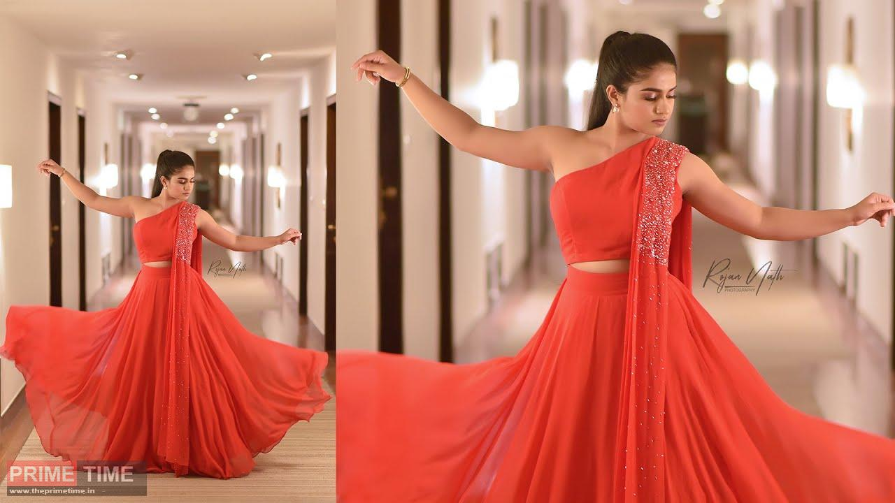 Nayanthara shines in red, Photoshoot Video goes viral!