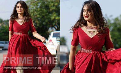 Prayaga Martin New Look