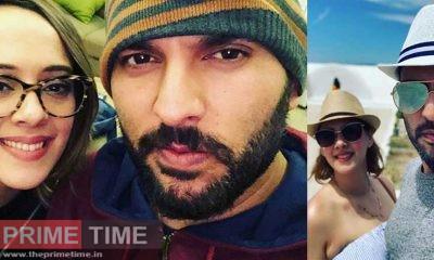 See What Yuvraj Singh Did On His Wife's Birthday